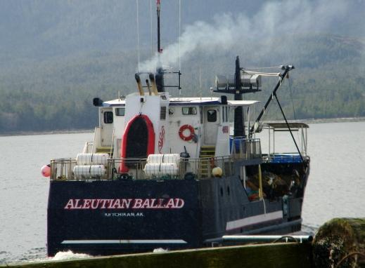 Aleutian Ballad